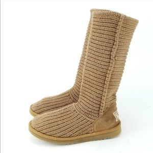 UGG • Knit Sweater boots